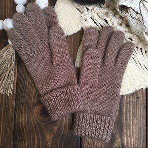 Aris | Knitted Gloves Vintage